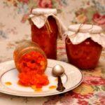 Варенье из тыквы с курагой / Простые рецепты