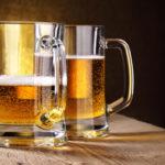 В России падает производство крепких напитков и растёт производство пива
