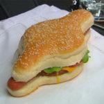 Гамдог – смесь гамбургера и хотдога