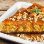 Тыквенный пирог / Простые рецепты